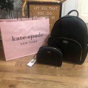 Kate Spade Dawn Backpack Set ✨⭐️💫